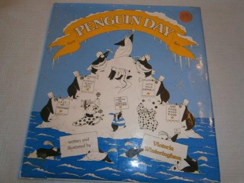 9780060265137: Penguin Day