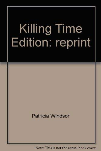 9780060265496: Killing Time Edition: reprint