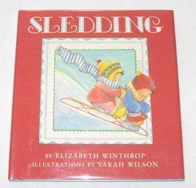 Sledding: Elizabeth Winthrop
