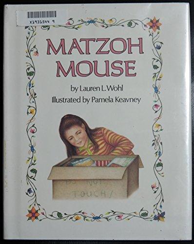 9780060265816: Matzoh Mouse