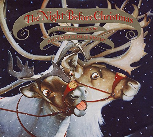 9780060266080: The Night Before Christmas
