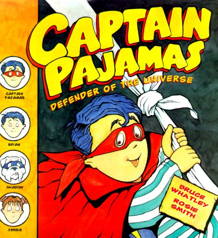 9780060266141: Captain Pajamas