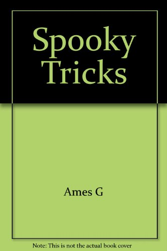 9780060266332: Spooky Tricks