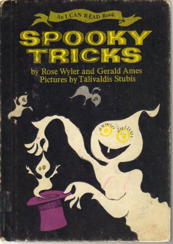 9780060266349: Spooky Tricks (I Can Read Books)