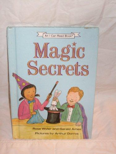 9780060266462: Magic Secrets (I Can Read!)