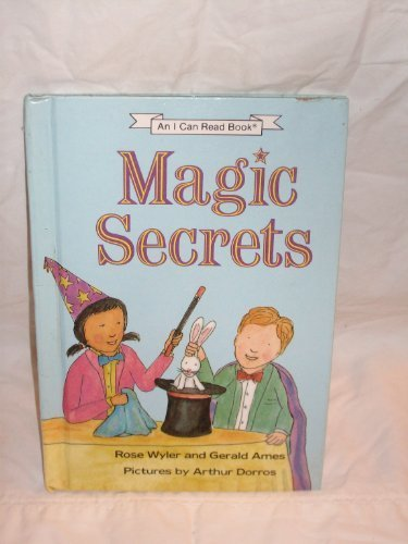 9780060266462: MAGIC SECRETS REV (I Can Read!)