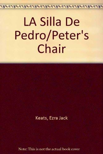 9780060266554: LA Silla De Pedro/Peter's Chair (Reading Rainbow book) (Spanish Edition)