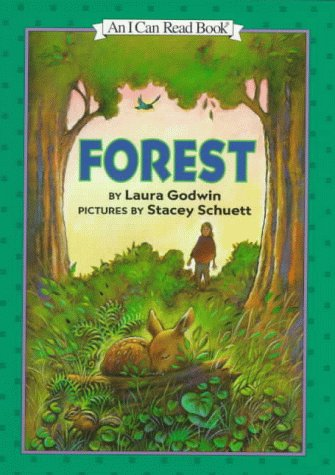 9780060266646: Forest (I Can Read Books)