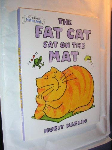 9780060266738: The Fat Cat Sat on the Mat (I Can Read Books)