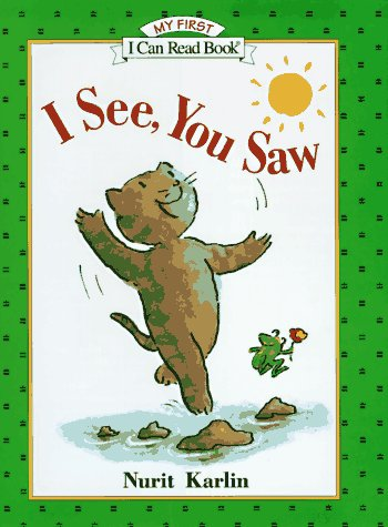 9780060266776: I See, You Saw (My First I Can Read Book)
