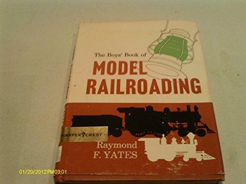 9780060266905: Boys' Book of Model Railroading