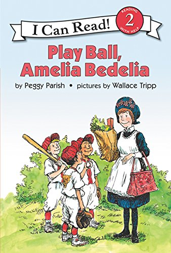 9780060267001: Play Ball, Amelia Bedelia (I Can Read Book 2)