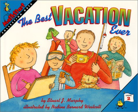 9780060267674: The Best Vacation Ever (MathStart 2)