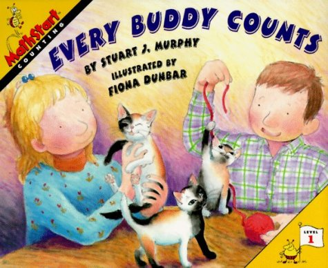 9780060267728: Every Buddy Counts: Level 1: Counting (Mathstart: Level 1 (HarperCollins Hardcover))