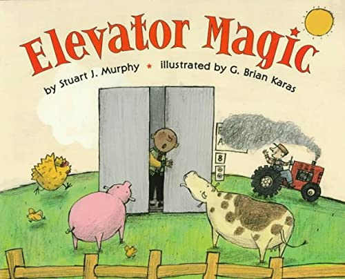 9780060267742: Elevator Magic: Level 2: Subtracting (Mathstart: Level 2 (HarperCollins Hardcover))