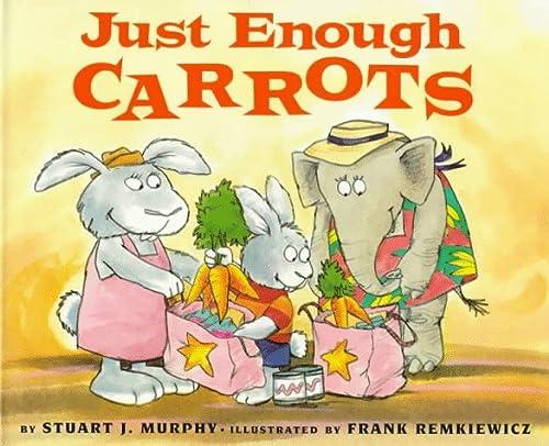 9780060267780: Just Enough Carrots (MathStart)