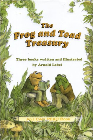 9780060267889: The Frog and Toad Treasury