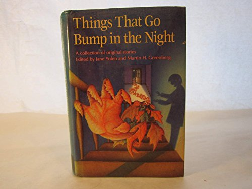 9780060268022: Things That Go Bump in the Night: A Collection of Original Stories