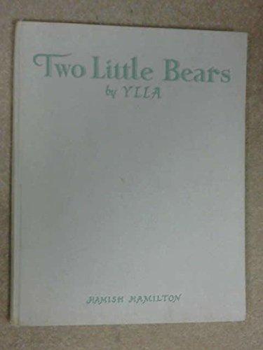 9780060268114: Two Little Bears