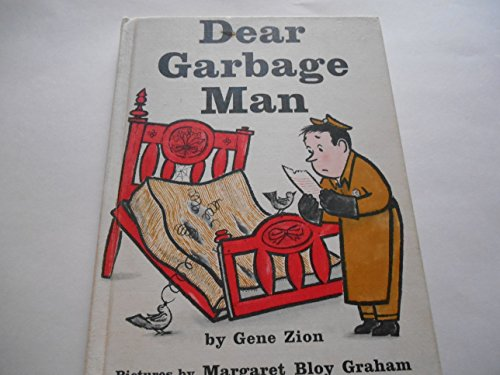 9780060268411: Dear Garbage Man
