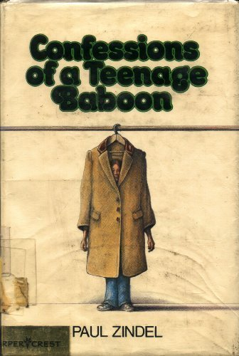 9780060268435: Confessions of a teenage baboon