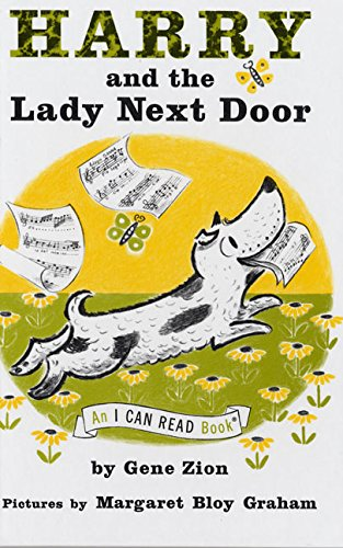 9780060268527: Harry and the Lady Next Door (I Can Read Level 1)
