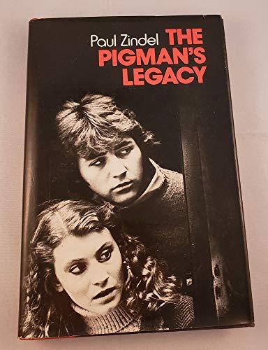 9780060268534: The pigman's legacy