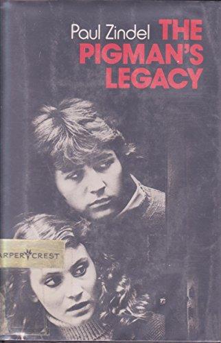 9780060268541: The Pigman's Legacy