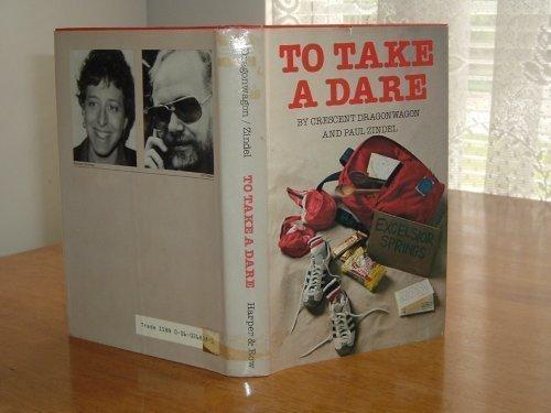 9780060268589: To Take a Dare
