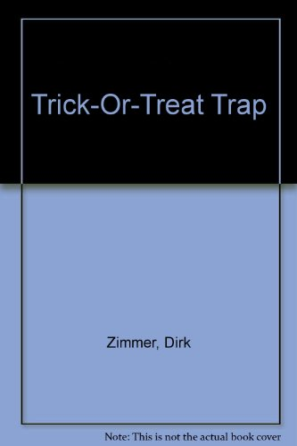 9780060268619: Trick-Or-Treat Trap