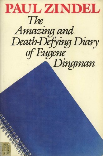 9780060268626: The Amazing and Death-Defying Diary of Eugene Dingman