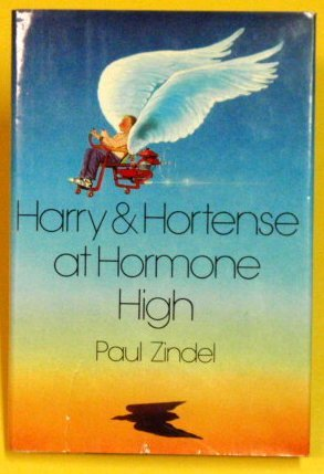 9780060268640: Harry and Hortense at Hormone High (Charlotte Zolotow Book)