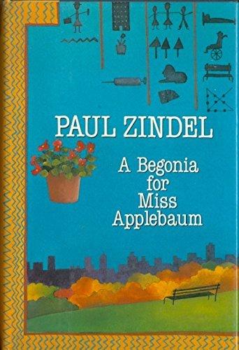 9780060268770: A Begonia for Miss Applebaum