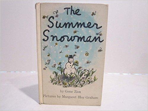 9780060269104: Summer Snowman