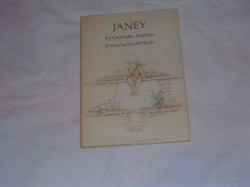 9780060269272: Janey