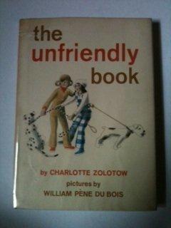 9780060269296: The Unfriendly Book