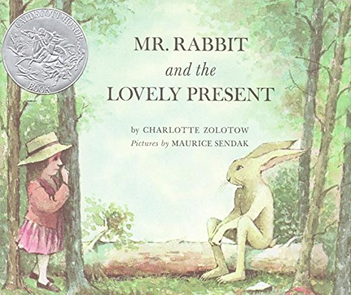 Mr Rabbit and the Lovely Present: Zolotow, Charlotte
