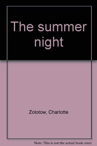 9780060269593: The summer night