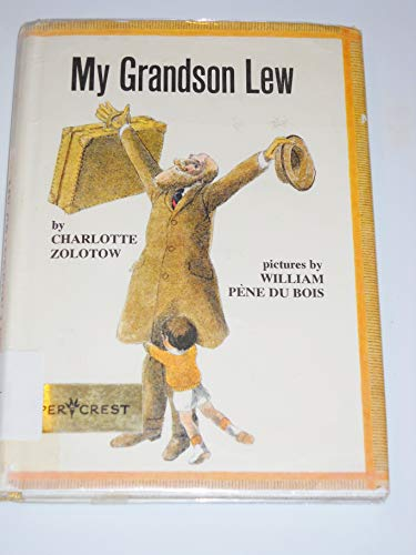 9780060269616: My Grandson Lew