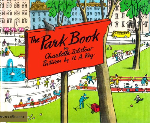9780060269708: The Park Book