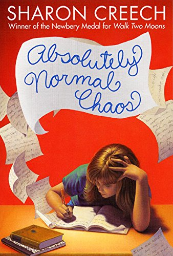 9780060269890: Absolutely Normal Chaos (Walk Two Moons)