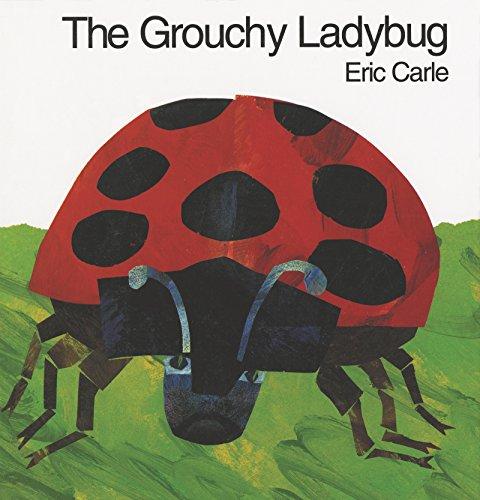 9780060270872: The Grouchy Ladybug