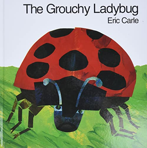 9780060270872: The Grouchy Ladybug (World of Eric Carle)