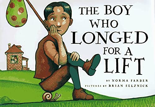 9780060271084: The Boy Who Longed for a Lift