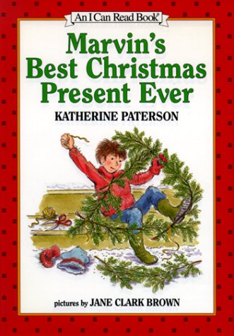 9780060271596: Marvin's Best Christmas Present Ever (I Can Read Book 3)
