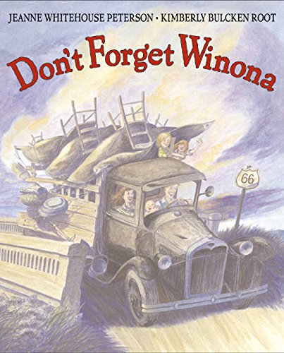 9780060271978: Don't Forget Winona
