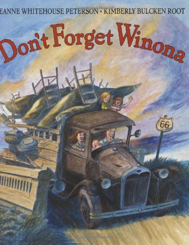 9780060271985: Don't Forget Winona
