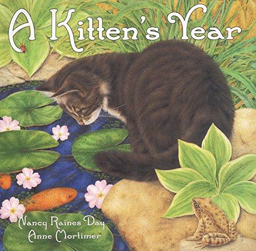 9780060272302: A Kitten's Year
