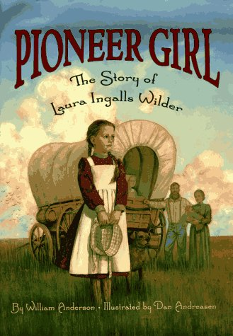 9780060272432: Pioneer Girl: The Story of Laura Ingalls Wilder (Little House)