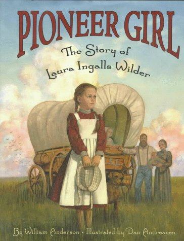 9780060272449: Pioneer Girl: The Story of Laura Ingalls Wilder